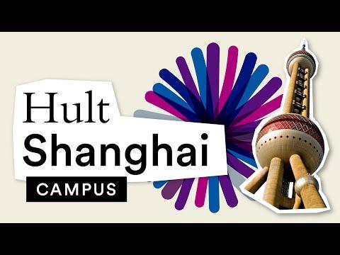 Hult Shanghai Campus - Rotation center