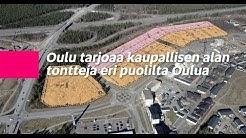Oulunportin yritystontit