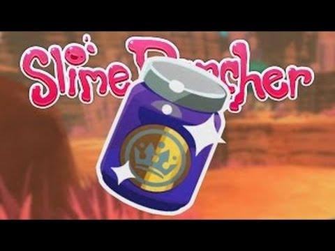 בואו נשחק - Slime Rancher - ריבה סגולה לכולם!