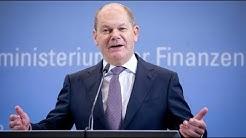 Scholz: Bund erwartet 6,7 Milliarden Euro mehr Steuereinnahmen