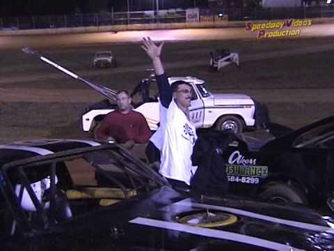 411 Motor Speedway  2007 Champions 10 27 07