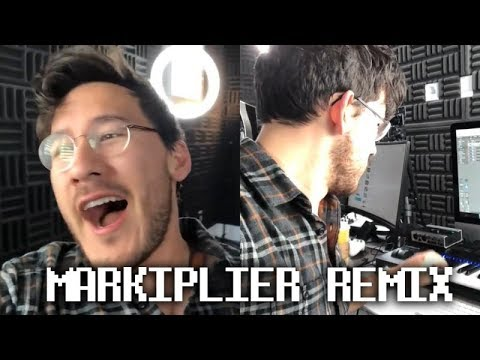 【MARKIPLIER REMIX】I WANT TO WORK WITH YOU