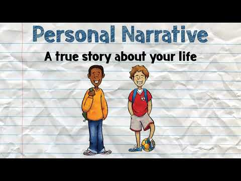 Personal Narrative - Introduction