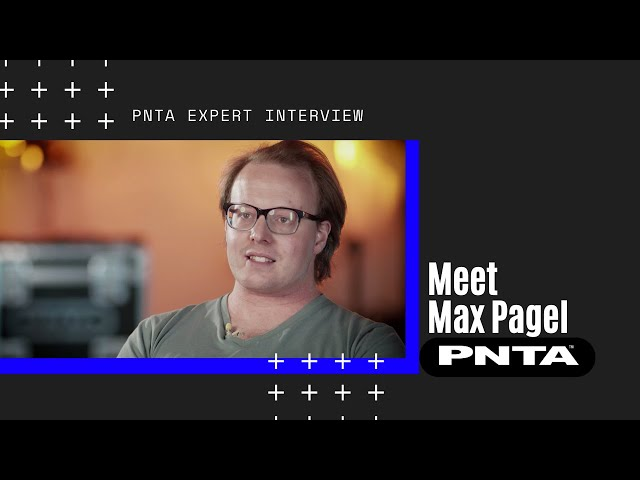 Meet Max Pagel, Vice President of Operations at PNTA & #SeattleLives