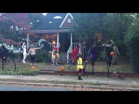 Halloween. Well Crafted. - Trick or Treaters from Hickory, NC