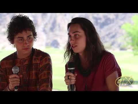 Coachella 2018 // Greta Van Fleet at the 91X Flophouse