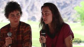 Coachella 2018 // Greta Van Fleet at the 91X Flophouse