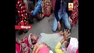 1 died in an accident at Mohammad Bazar in Birbhum