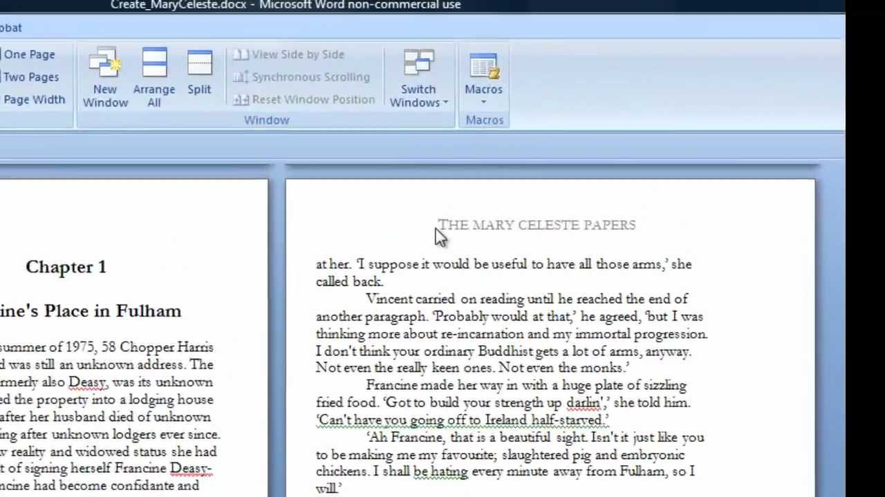 how to delete all footers in a word document