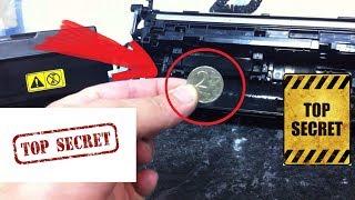 Как печатать на принтере без картриджа | Лайфхак