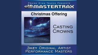 Christmas offering (medium without background vocals) ( [performance track]) mp3