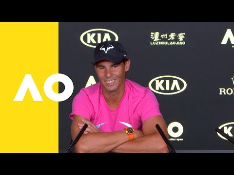 Rafael Nadal pre-event press conference | Australian Open 2019