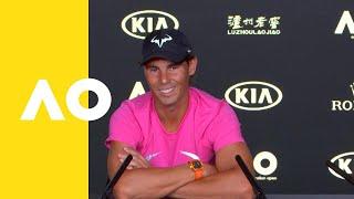 Rafael Nadal pre-event press conference | Australian Open 2019