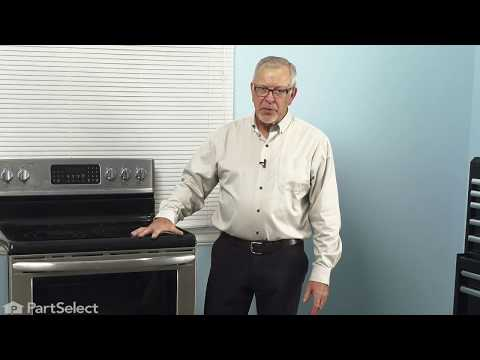 Frigidaire Range/Stove/Oven Repair – How to Replace the Overlay