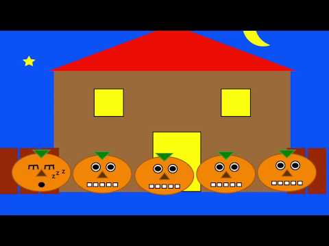 Cinco Calabazas Five Pumpkins