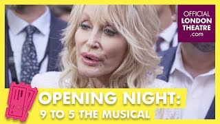9 to 5 the Musical - Opening Night with Dolly Parton!