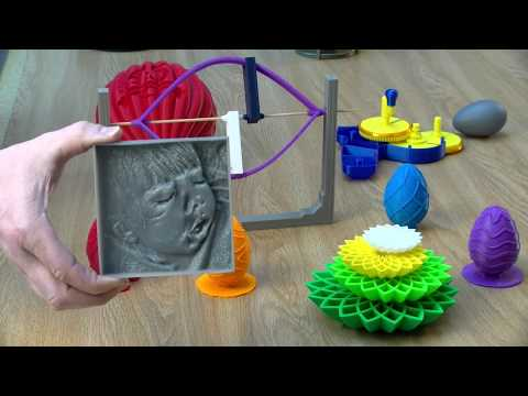 Engaging Math Students with 3D Printing