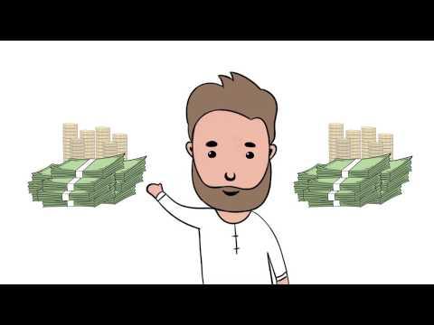 Как из 1000 заработать 100000 используя сложный процент ?