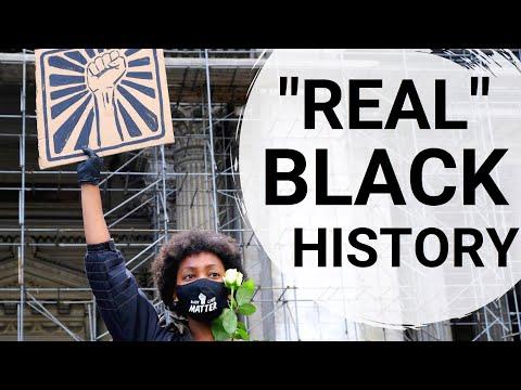 "Black Lives Matter "" Teaching REAL Black History"" Elizabeth Smith"