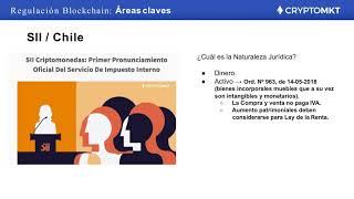 """Charla """"Criptomonedas en Chile, regulación pendiente"""" - BCN Chile"""