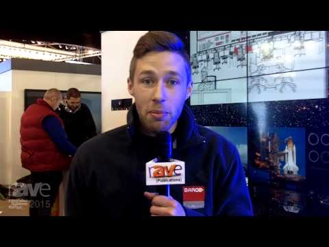 ISE 2015: Barco Invites You to Visit Their Stand