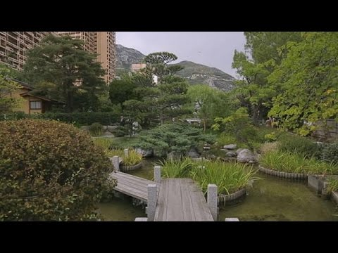 Mediterranean Eden: The greening of Monaco - life