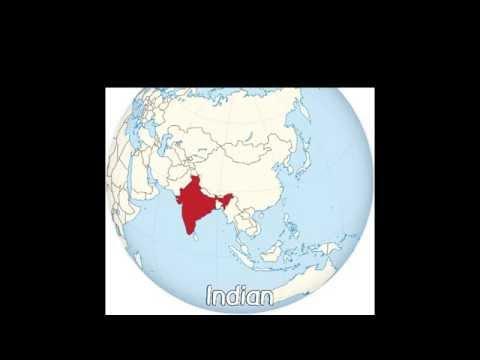 Asian Language sounds - (South Asian) 5#