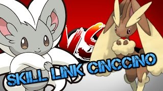 I GOT SKILL LINK CINCCINO! | Roblox | Pokemon Brick Bronze - Part100