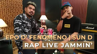 Download Lagu Rap LIVE | Epo D' Fenomeno | Sun D | Friday Jammin' mp3