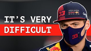 Why Verstappen Has Minimal Input On The 2022 Red Bull Car