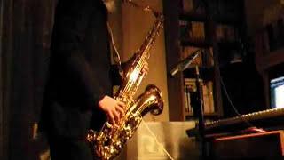 【紅の豚】Tenor Saxophoneで【さくらんぼの実る頃(Le Temps des cerises)】