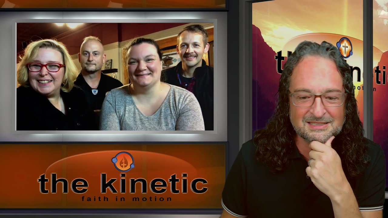 """The KineticTV:  Guest:  The Brookville House of Worship  """"A Faithful Family"""""""