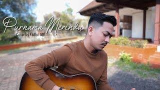 Purnama Merindu - Siti Nurhaliza ( cover by Fadhil Mjf )