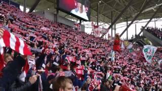Video Gol Pertandingan RasenBallsport Leipzig vs Ingolstadt