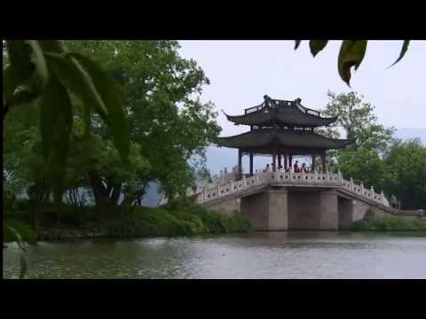 The West Lake Hangzhou China