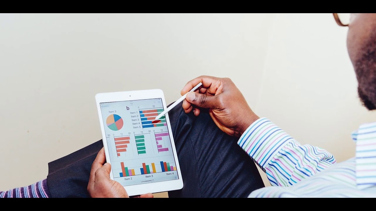 Analogyx BI Financial Analytics