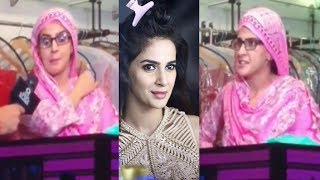 Saba Qamar's Hilarious Act On Hum Style Awards 2017