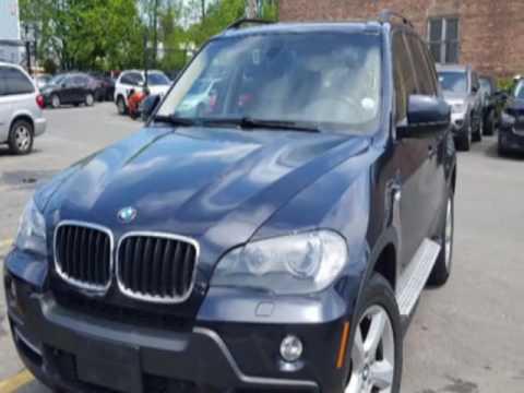 2008 BMW X5 4X4 3RD ROW NAV SUV  Yonkers NY  YouTube