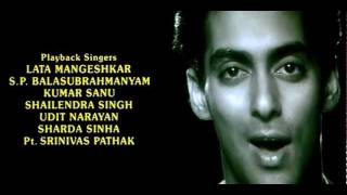Hum Aapke Hain Kaun [Full Video Song] (HQ) With Lyrics - Hum Aapke Hain Kaun