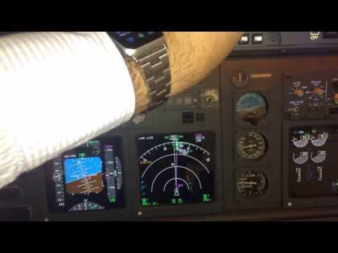 Boeing 737 MCP & EFIS review tutorial. Prosim737