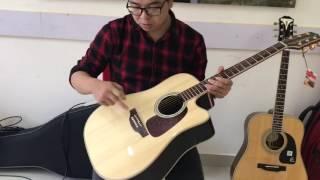 Review Guitar Takamine GD-71CE chính hãng giá 10tr480