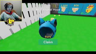 GETTING A TON OF RARES!! | ROBLOX Unboxing Simulator