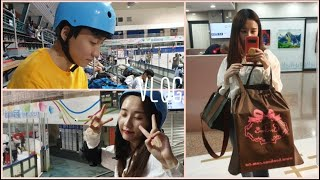 【Vlog】老弟來台灣/夏天必要去的地方/買台灣鞋子