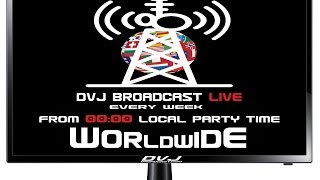 We Love Ibiza - On Tour Party Night hosted by DVJ Broadcast