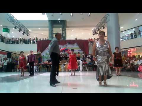 Davao City Senior Citizens Tango Dance Competition (December 5, 2016)