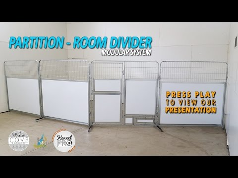 Swing out Room Divider dog run takes multiple shapes YouTube