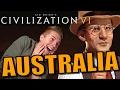 AUSTRALIA!! | Civilization 6 Leader Tips & Strategy Breakdown: Civ 6 Australia Gameplay!