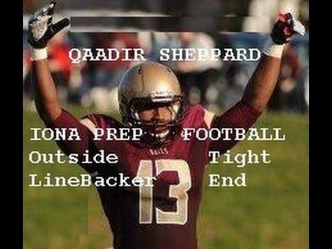 New Rochelle football star Quaadir Sheppard will play for the Syracuse Orange next season.