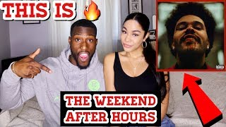 The Weeknd - After Hours (Audio) 🔥 REACTION 🔥