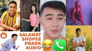SHOPEE PRANK CALL P10,000 | WILLIE REVILLAME | KEN REVILLA |( HAHA LAPTRIP )